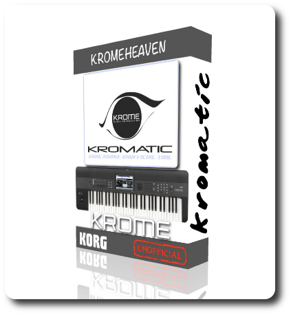 Kromatic for Korg Krome